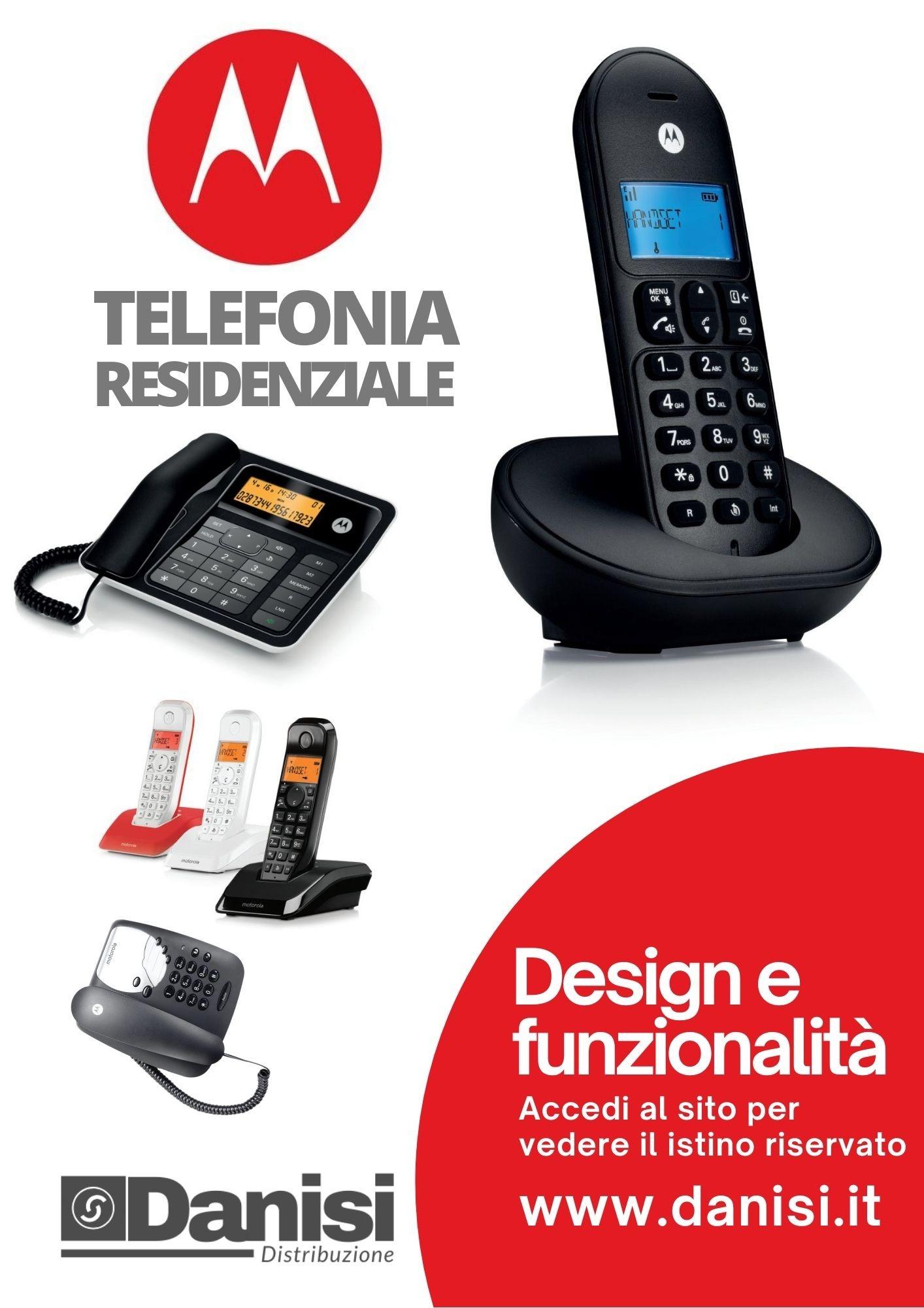 Motorola residenziale
